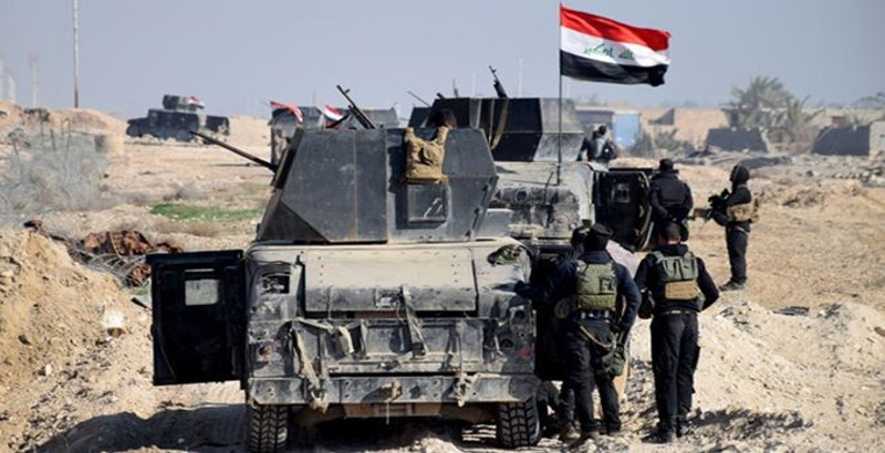 Iraqi army liberates Zankura from ISIS