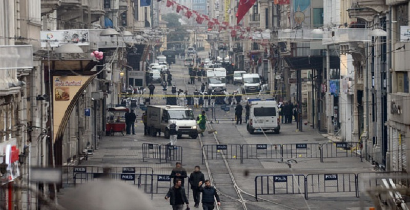 Istanbul suicide bomber identified with DNA testing as Mehmet Ozturk, a Turkish ISIS member