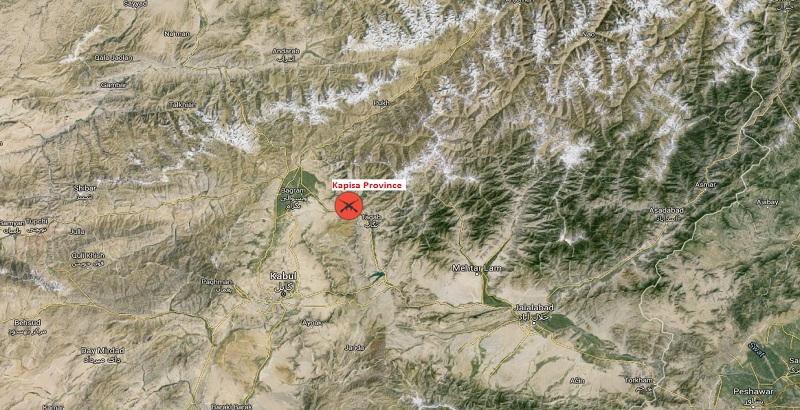 Afghan military operation killed 23 Taliban militants in Kapisa province