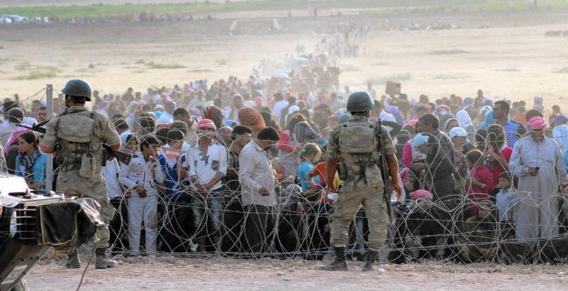 EC concerned on refugee crackdown on Macedonia-Greece border