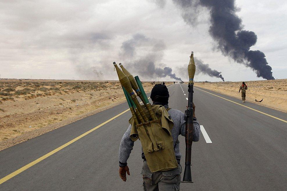 """Libya after Qaddafi's murder: Anarchy, civil wars, Islamism and """"democracy"""""""