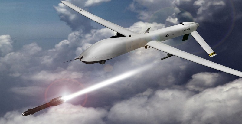 150 terrorists killed in a USA drone attack in Somalia
