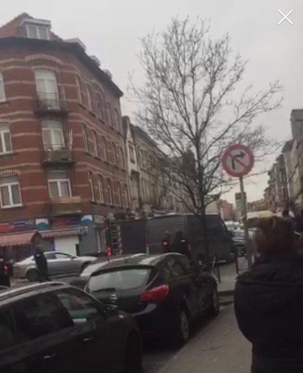 Key Suspect in Paris Attacks Captured in Brussels Raid