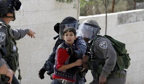 Israeli authorities continue to prosecute kids underage