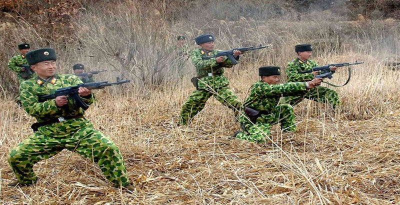 HNC claims lethally dangerous North Korean units fighting against terrorists in Syria