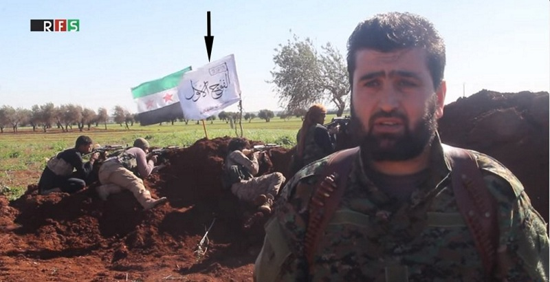 Free Syrian Army and Jabath al-Nusra merge to fight the Syrian army in Aleppo
