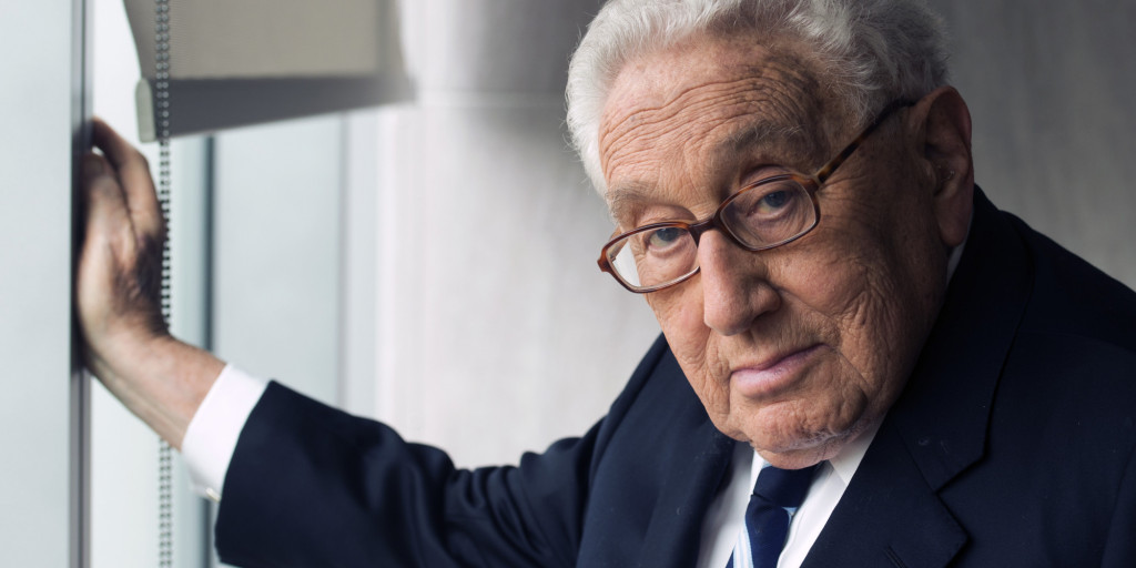 "Kissinger to the U.S. and Russia: Beware the realization of the ""evil prophecy"""