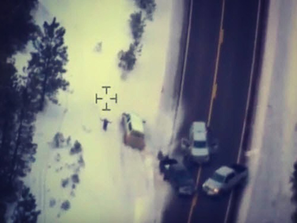 Shocking Cell Phone Footage When Lavoy Finicum Was Shot Disprove the FBI's Story?