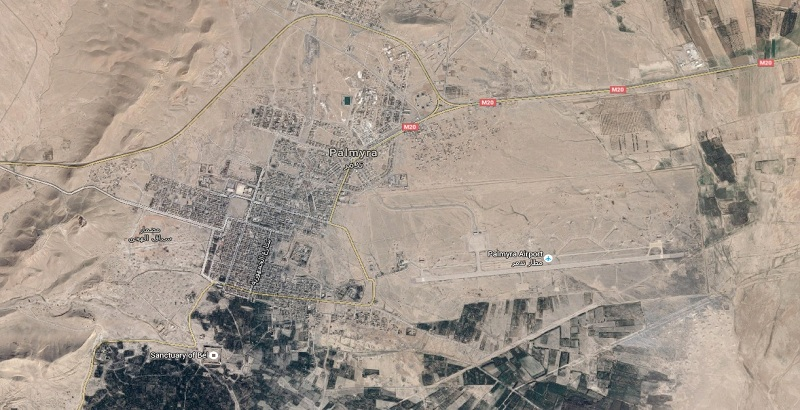 Syrian army liberates 175 square kilometers area of Palmyra and countryside from ISIS