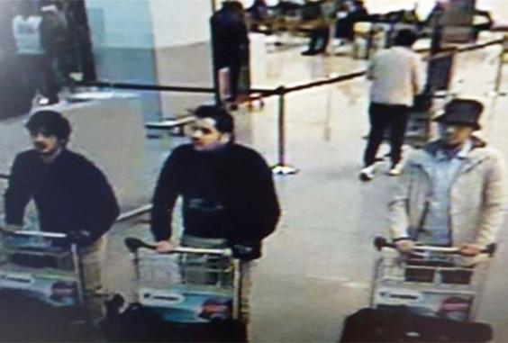 Terror Suspect Carrying Explosives Shot and Arrested in Belgium