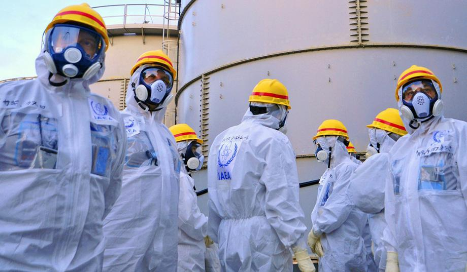 """IAEA Warns About Possible """"Nuclear Terrorism"""""""
