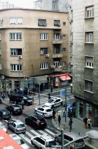 Update on the suicide bombing in Belgrade
