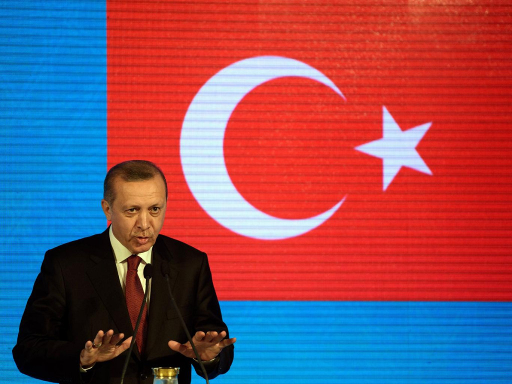 Erdogan Cornered