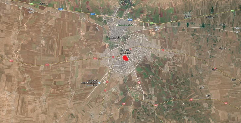 Several killed in a blast in Kurdish area in Qamishli