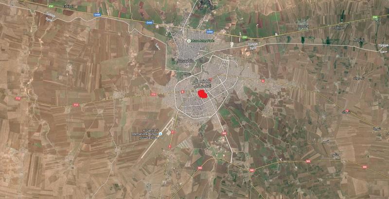 Several killed in a blast in Kurdish area in Qamishli