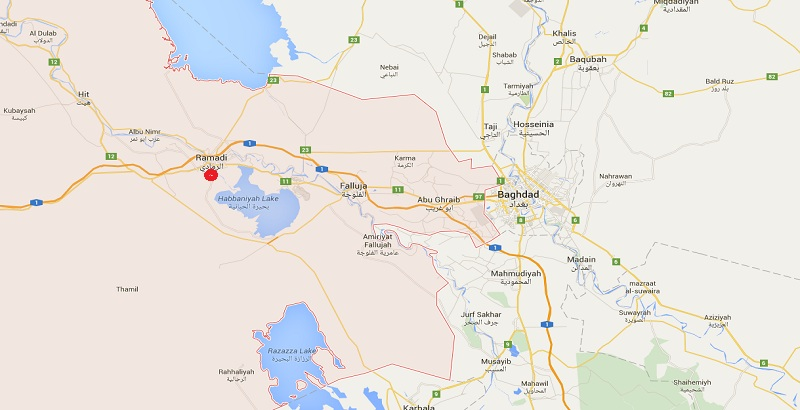 1400 families return to home in Anbar province of Iraq