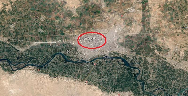 USA drone killed Baghdadi envoy in Raqqah