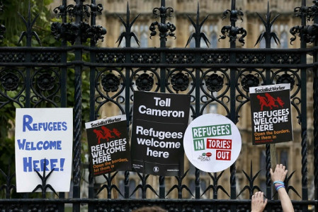 3600 refugees entered in the UK in 3 months: report