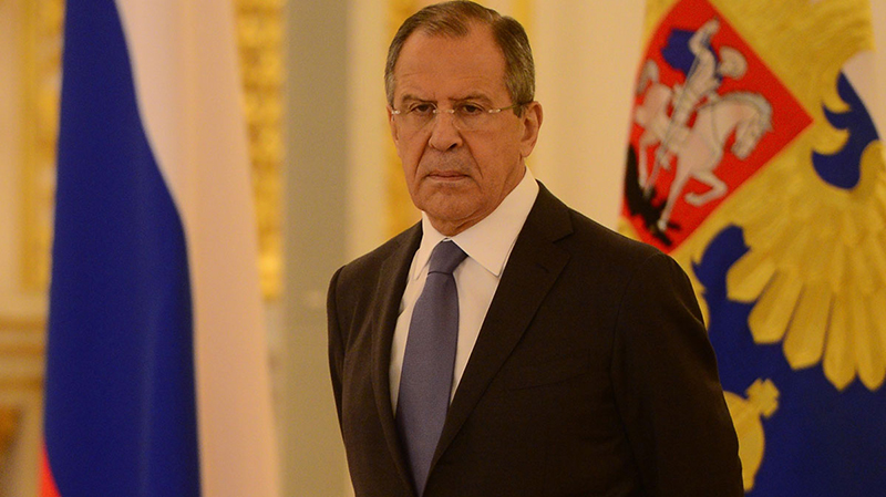 """Lavrov: """"Russia's Foreign Policy in Historical Perspective"""""""