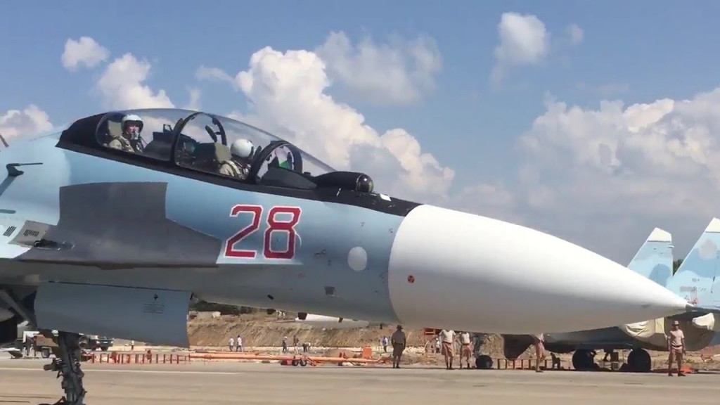 Russia to Continue Strikes in Syria