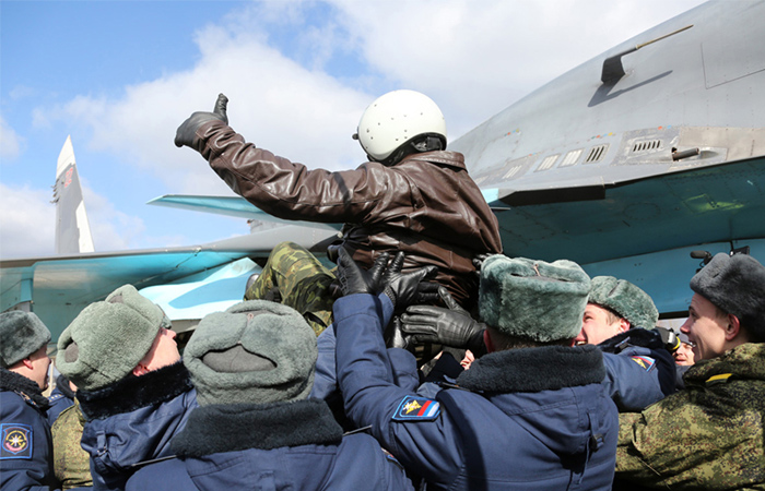 Second Batch of Russian Warplanes Leaves Syria