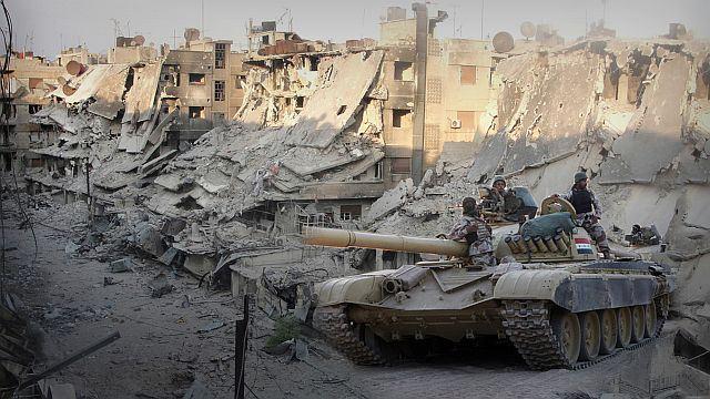 Syria: War, No War