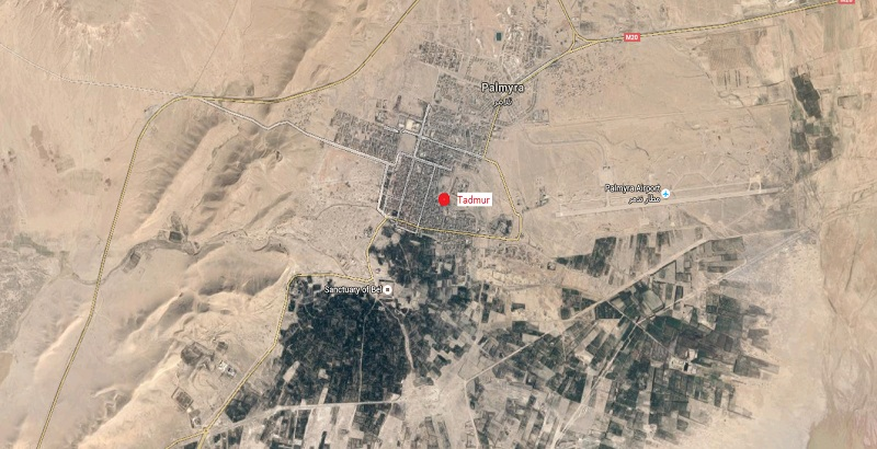 Syrian Army liberates historic area of Palmyra from ISIS