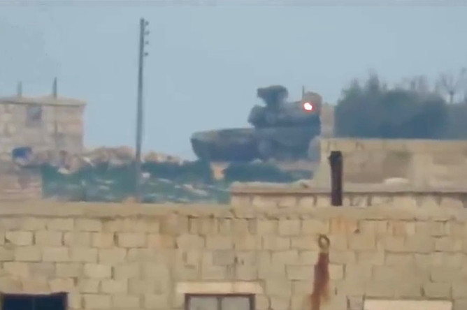 TOW-2A vs. T-90: Detailed Analysis
