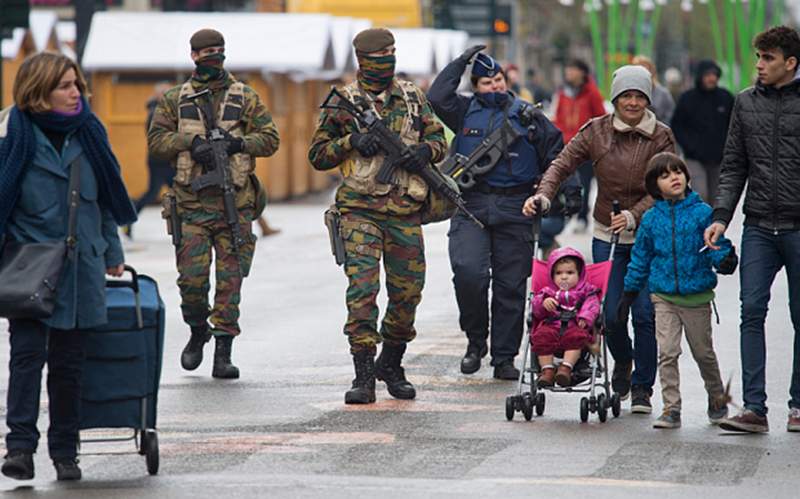 The Bloody Chaos in Brussels Is Occasion for Serious Reflection
