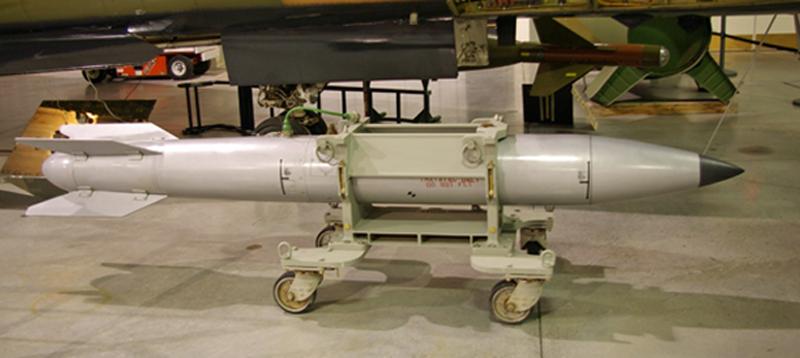 B61-Mod12 Nuclear bomb