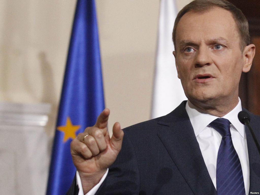 Tusk Desperately Tries to Save Schengen