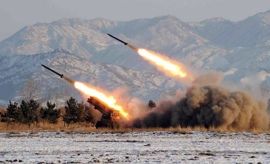 North Korea To Continue Missiles Fire