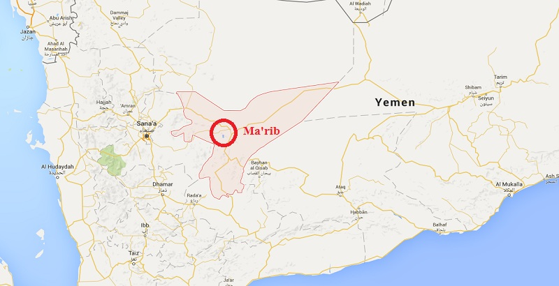 70 Saudi soldiers killed in a Yemeni assault in Marib Governorate