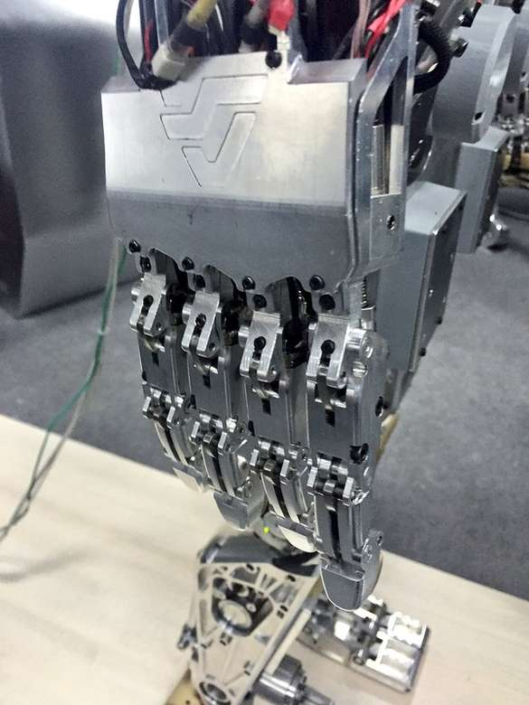 Photo-report: Russia's Biomorphic Robots for Future Warfare