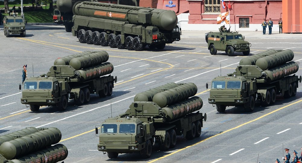 India and Russia Sign Agreement on the S-400 Deliveries