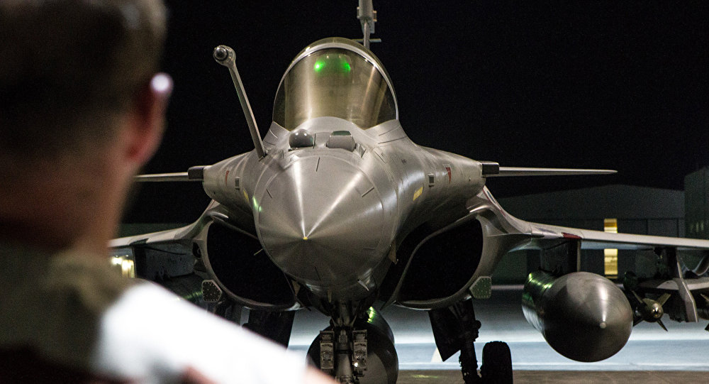 The US-led coalition carried out 21 airstrikes in Iraq against ISIS