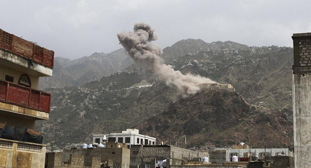 Yemen: Houthi forces overrun Saudi-backed forces in Taiz