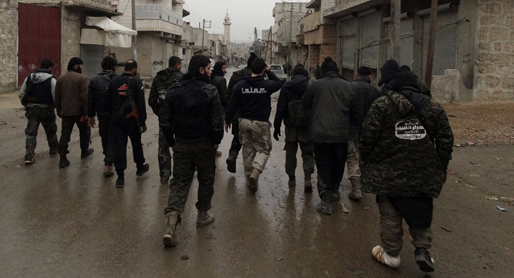 USA to Provide More Assistance to 'Moderate Rebels' in Syria