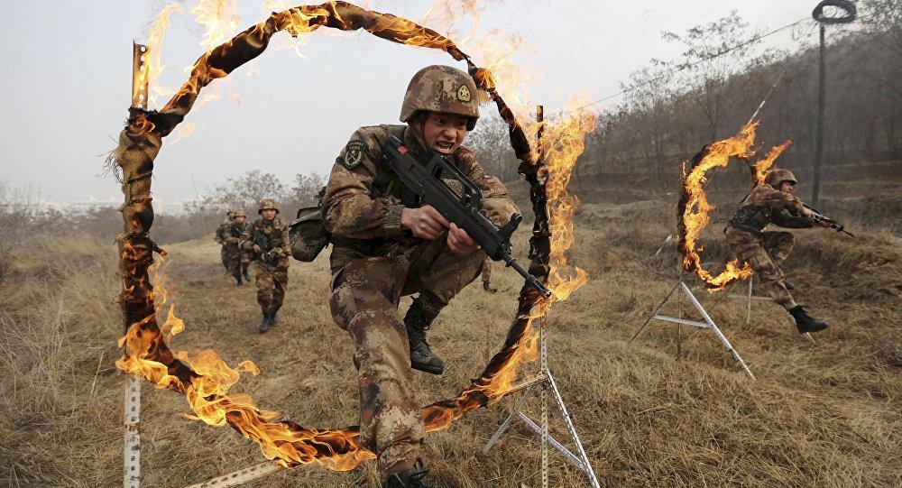 Global Military Spending Increased in 2015