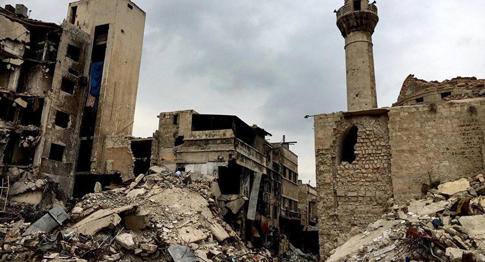 49 Civilians Killed in a Militant Shelling in Aleppo