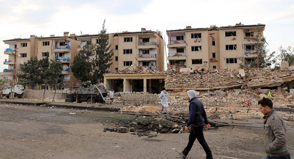 6 Turkish Military Servicemen Killed in Kurdish Town of Nusaybin