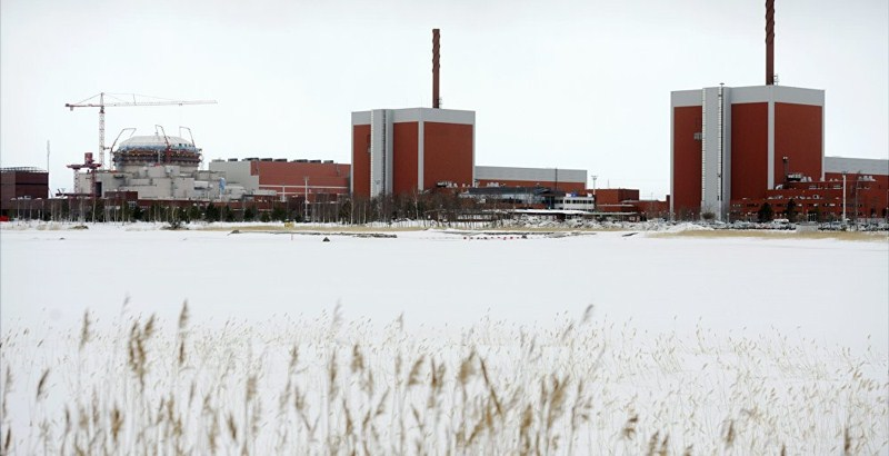 A Finnish nuclear reactor shut down after radioactive leak