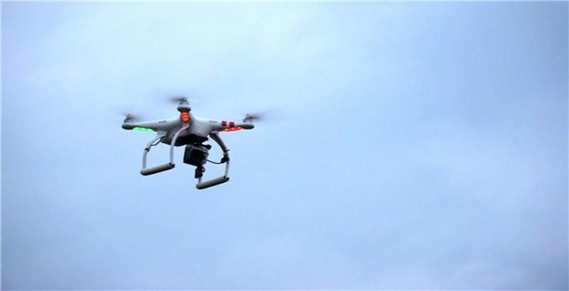 Iraqi forces shot down a spy drone in western Iraq