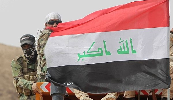 Iraqi troops inflicted heavy losses on ISIS in Southwest Fallujah
