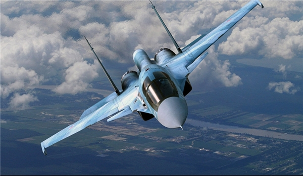 Russian warplanes intensify bombings across Syria