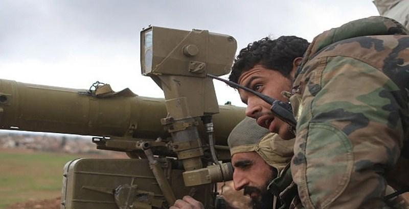 Syrian army crashes al-Nusra front terrorists in Aleppo neighborhoods