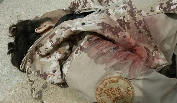 Syrian army killed a Tajik commander of ISIS near Aleppo