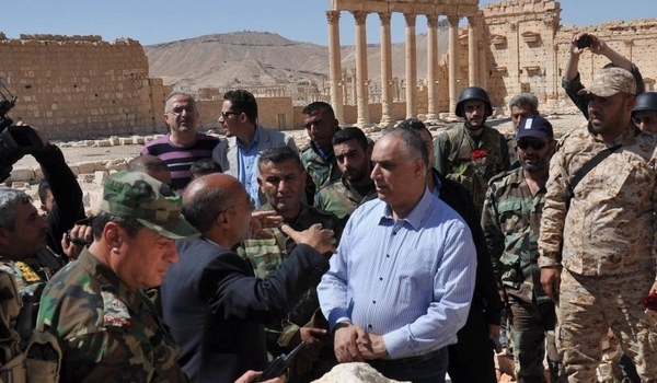ISIS Destroyed 20 Percent of Palmyra's Historical Sites