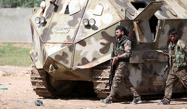 Syrian forces, Kurdish fighters agreed on truce in Qamishli