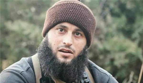A senior Ahrar al-Sham terrorist commander killed in a suicide attack